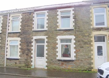 3 bed terraced house for sale in Margam Street, Cymmer, Port Talbot, West Glamorgan SA13