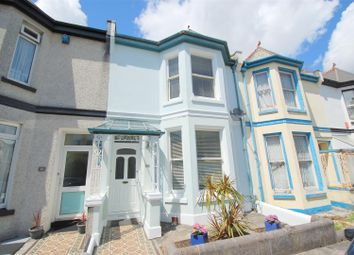 Thumbnail 3 bed terraced house for sale in Beresford Street, Stoke, Plymouth