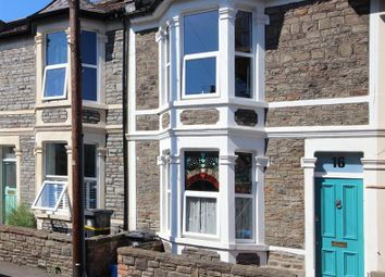 Thumbnail 2 bed terraced house for sale in Carlyle Road, Bristol