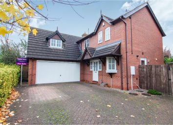Thumbnail 5 bed detached house for sale in Graystones Close, Gamston