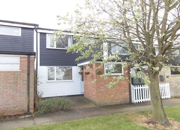 Thumbnail 3 bed terraced house for sale in Holland Park, Cheveley, Newmarket
