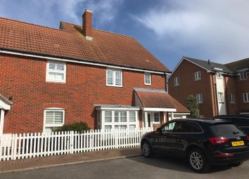 Thumbnail 3 bed property to rent in Baker Way, Camber, Rye