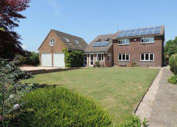 Dummer, Basingstoke, Hampshire RG25. 5 bed detached house
