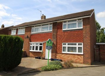 Thumbnail 5 bed semi-detached house for sale in Western Drive, Shepperton