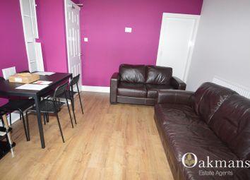 Thumbnail 4 bedroom property to rent in Oak Tree Lane, Selly Oak, Birmingham, West Midlands.