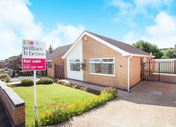 Thumbnail 2 bedroom detached bungalow for sale in Assarts Road, Nuthall, Nottingham