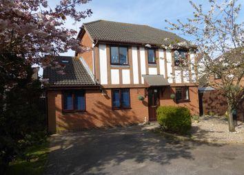 Thumbnail 6 bed detached house for sale in Breck Farm Lane, Taverham, Norwich