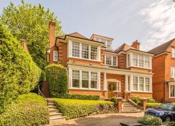 Thumbnail 6 bedroom property for sale in Ferncroft Avenue, Hampstead