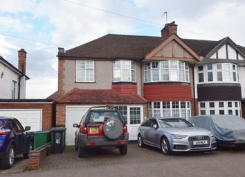 Thumbnail 4 bed semi-detached house for sale in Knutsford Avenue, Watford