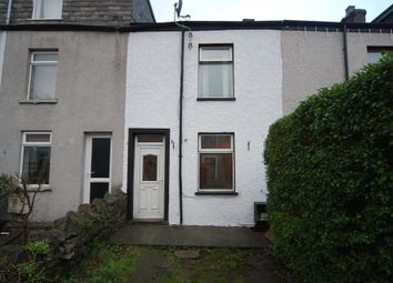 Thumbnail 3 bed terraced house for sale in Fell Croft, Dalton-In-Furness, Cumbria