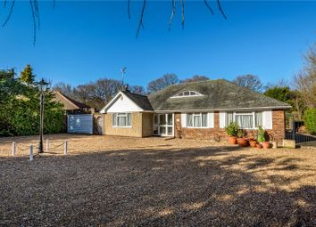Thumbnail 3 bed detached bungalow for sale in Carlton Road, South Godstone, Surrey