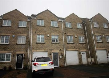 Thumbnail 4 bedroom town house for sale in The Oaks, Laund Road, Salendine Nook, Huddersfield