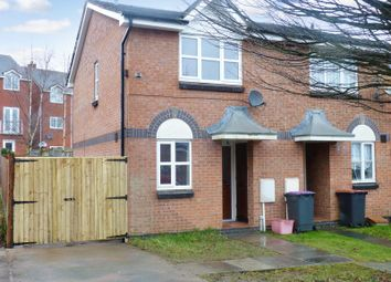 Thumbnail 2 bedroom terraced house to rent in Garbett Road, Telford