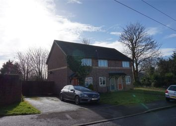 Thumbnail 2 bed semi-detached house to rent in Clos Y Deri, Dafen, Llanelli, Carmarthenshire