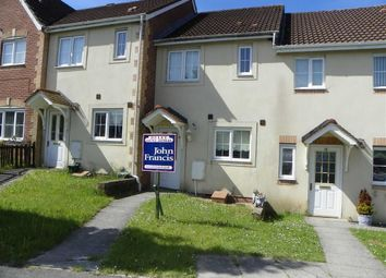 Thumbnail 2 bed terraced house for sale in Ffordd Melyn Mair, Llansamlet, Swansea