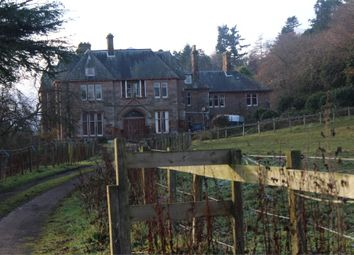 Thumbnail 14 bed detached house for sale in Parkhill House, Rattray, Blairgowrie, Perth And Kinross