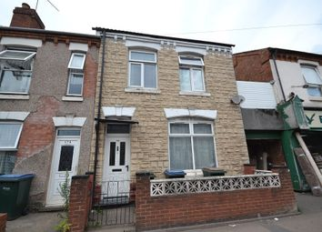 Thumbnail 4 bed terraced house to rent in Stoney Stanton Road, Coventry
