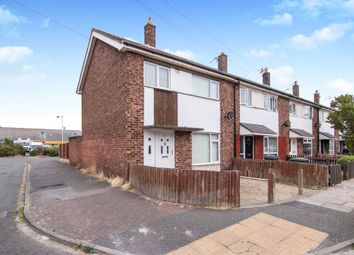 Thumbnail 3 bedroom end terrace house for sale in Cameron Road, Leasowe, Wirral