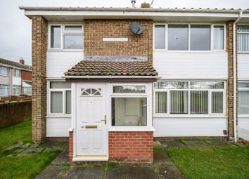 Thumbnail 2 bedroom terraced house for sale in Harlech Walk, Hartlepool