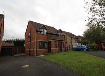 Thumbnail 2 bed semi-detached house for sale in Rowan Grove, Cramlington
