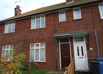 Thumbnail 2 bed maisonette for sale in Whitby Road, Ipswich