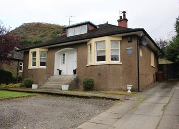 Thumbnail 3 bed bungalow for sale in Stirling Road, Milton, Dumbarton, West Dunbartonshire