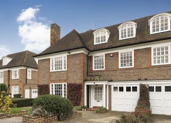 Thumbnail 5 bed property for sale in South Square, Hampstead Garden Suburb