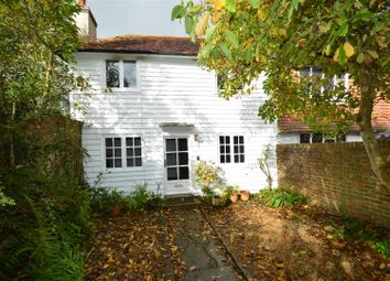 Thumbnail 2 bed cottage for sale in High Street, Ticehurst, Wadhurst