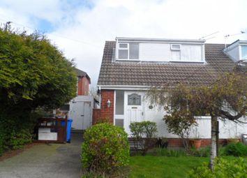 Thumbnail 2 bed detached bungalow for sale in Worsley Close, Knott End-On-Sea, Poulton-Le-Fylde
