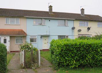 Thumbnail 3 bed terraced house for sale in Eshton Walk, Swindon