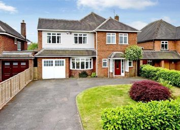 Thumbnail 5 bedroom detached house to rent in Wrottesley Road, Tettenhall, Wolverhampton