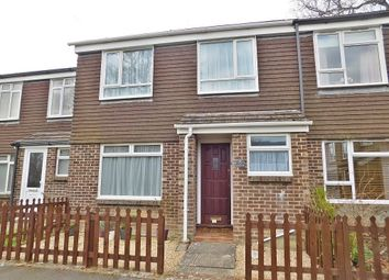 Thumbnail 3 bedroom terraced house for sale in Honey Suckle Court, Waterlooville