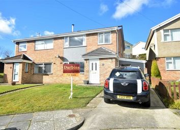Thumbnail 3 bed semi-detached house for sale in Cae Ffynnon, Church Village, Pontypridd