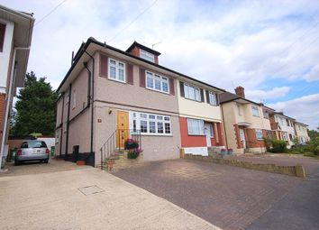 Thumbnail 4 bedroom semi-detached house for sale in Highfield Close, Collier Row, Romford