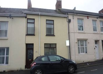 Thumbnail 3 bed terraced house to rent in Parcmaen Street, Carmarthen