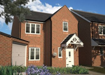 Thumbnail 3 bed detached house for sale in Plot 12, The Newsham, Healdfield Court, Castleford