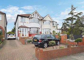 Thumbnail 3 bed semi-detached house for sale in Dollis Hill Lane, London