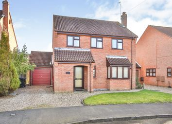 Thumbnail 4 bed detached house for sale in Belgrave Gardens, Dereham