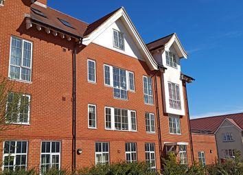 Thumbnail 2 bed flat for sale in Lancaster House, Saffron Walden