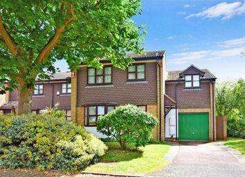 Thumbnail 4 bed semi-detached house for sale in Cambridge Close, Birch Hill Park, Birchington, Kent