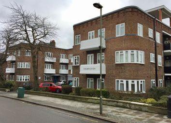 Thumbnail 2 bed flat to rent in Bridge Lane, London