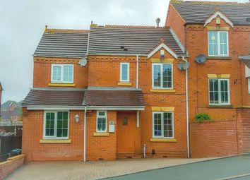 Thumbnail 4 bedroom semi-detached house for sale in Dibdale Street, Dudley