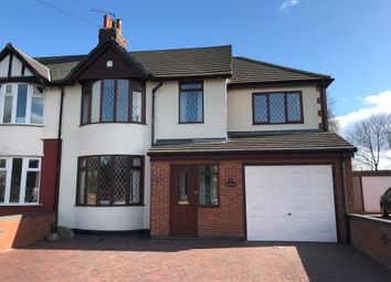 Thumbnail 4 bed semi-detached house for sale in Deyes Lane, Maghull, Liverpool