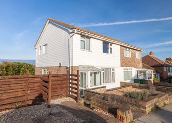 Thumbnail 3 bed semi-detached house for sale in Rose Walk Close, Newhaven