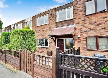 Thumbnail 3 bed terraced house to rent in Knights Close, Macclesfield