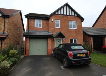 Thumbnail 4 bed detached house for sale in Clarence Drive, Cuddington, Northwich