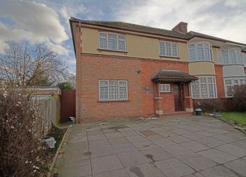 Thumbnail 6 bed semi-detached house for sale in Montrose Avenue, Luton