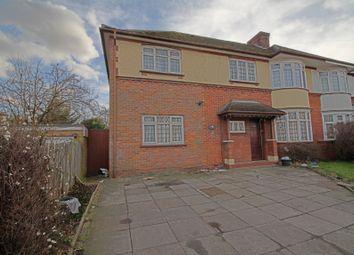 Thumbnail 6 bedroom semi-detached house for sale in Montrose Avenue, Luton