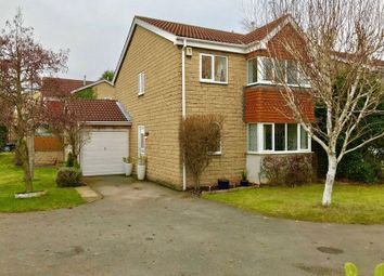 Thumbnail 4 bed detached house for sale in Farndon Grove, Gateford, Worksop