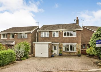 Thumbnail 4 bed detached house for sale in Knowl Syke Street, Wardle